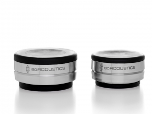 Подставка под аудио компонент IsoAcoustics Orea Bordeaux