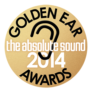 Нагрдая Golden Ear 2014 для Alpha DAC Reference Series